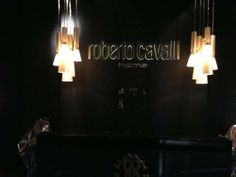 ROBERTO CAVALLI @ Salone Del Mobile / Milano. Roberto Cavalli, Chandelier, Ceiling Lights, Lighting, Home Decor, Candelabra, Decoration Home, Room Decor, Chandeliers