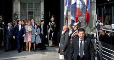 Queen Maxima and King Willem Alexander state visit France