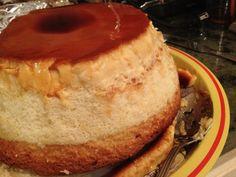 Filipino Flan Cake: Caramel Custard Cake