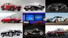 Dünyanın gelmiş geçmiş en pahalı spor antika arabaları