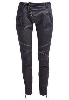 Mit dieser tollen Hose kreiierst du deinen Look. Cream SASSY - Stoffhose - anthrazit für 99,95 € (31.12.14) versandkostenfrei bei Zalando bestellen.