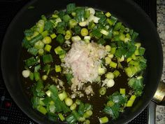 Betty's Cuisine: Γεμιστά με ρύζι Sprouts, Grains, Rice, Vegetables, Food, Vegetable Recipes, Eten, Veggie Food, Brussels Sprouts