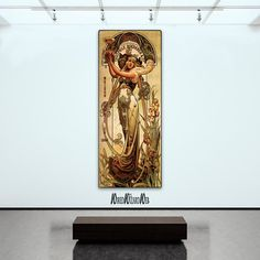 Theophile Roederer Champagne // 1864 // Louis Theophile Hingre // Art Nouveau // Fine Art Reproduction // Poster / Aluminium // BUY2GET1FREE by WiredWizardWeb on Etsy