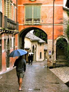Asolo, Italy ~ Photo taken by N. Lopoukhine