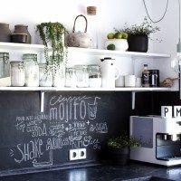Die schwarze Pest in der Küche