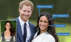 HOW MEGHAN GOT HER ENGAGEMENT GLOW Just a day after arriving in London Prince Harry's girlfriend treated herself to a touch of retail therapy and facial treatments at a very exclusive spa.
