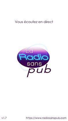 La Radio Sans Pub– Capture d'écran