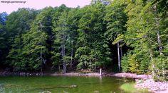 The alpine Moutsalia Lake at Mount Grammos – HikingExperience.gr