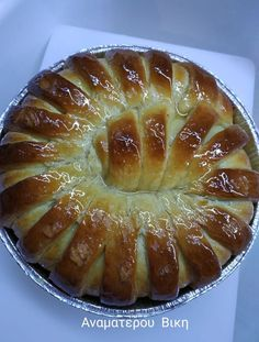 Sweet Desserts, Sweet Recipes, Bread Recipes, Cooking Recipes, Pan Dulce, Bread Cake, Bread Rolls, Pasta, Sweet Bread