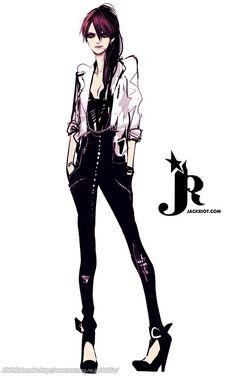 Illustration by Takenaka 2009. http://www.dahliart.jp/