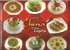 varias comidas de china