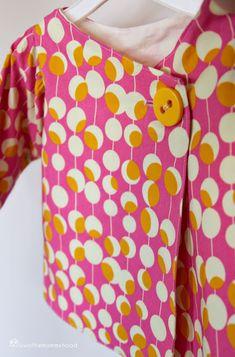 SEWING || THE KEATON COAT PATTERN|| veryshannon.com