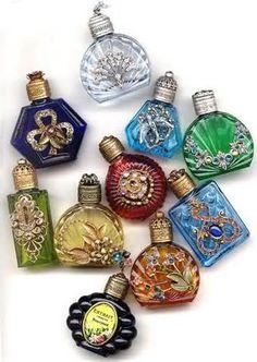 parfumflesjes - Zoeken