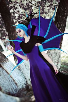 Yzma pinned from http://worldcosplay.net/photo/1291600