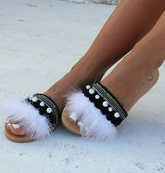 Dimitra's Workshop sandals