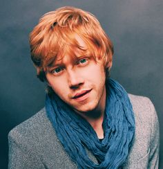 Rupert Grint. you don't totally fit in with the rest of this board, but I love you nonetheless.