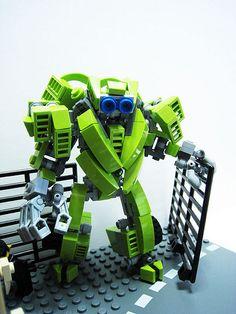 LEGO Transformers | LEGO Transformers Skids