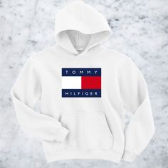 Buy Tommy Hilfiger Hoodie hoodie is Made To Order, one by one printed so we can control the quality. We use newest DTG Technology to print on to Tommy Hilfiger Hoodie Tommy Hilfiger Mujer, Tommy Hilfiger Outfit, Tommy Hilfiger Sweatshirt, Tommy Hilfiger Women, Tommy Hilfiger Windbreaker, Tommy Hilfiger Swimsuit, Trendy Hoodies, Hoodie Outfit, Pullover
