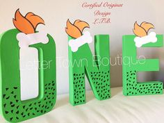 Hey, I found this really awesome Etsy listing at https://www.etsy.com/listing/470782083/pebbles-letters-flintstones-birthday
