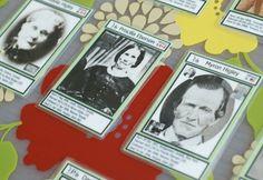 Jengerbread Creations: Ancestor Cards