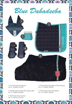 What do you think of the new saddlepad from Eurostar? Also available in…