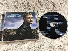 Justin Timberlake Justified CD Senorita Rock Your Body Like I Love You Dance Pop