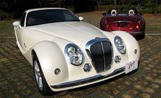 Himiko classic electric sports car2