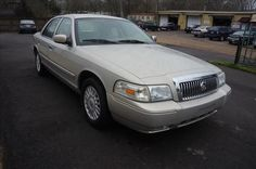 Used 2008 Mercury Grand Marquis LS for Sale in Jackson MS 39209 Diversified Auto Sales