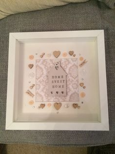 New home frame - can be personalised for any occasion.