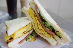 Sandwich Chinese Breakfast, Sandwiches, Food, Meals, Yemek, Eten