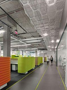 Murad Skincare Headquarters by Shubin + Donaldson Architects, El Segundo – California » Retail Design Blog