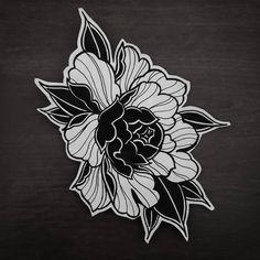 Tattoos Bein, Rose Tattoos, Leg Tattoos, Black Tattoos, Body Art Tattoos, Sleeve Tattoos, Tattoo Sketches, Tattoo Drawings, Kritzelei Tattoo