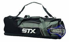 Equipment Bags 159153: Stx Lacrosse Challenger Lacrosse Equipment Bag Black 36-Inch -> BUY IT NOW ONLY: $89.74 on eBay!