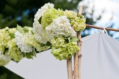 Photography: Sara Wight Photography - sarawightphotography.com Planning: Roey Mizrahi Events - roeymizrahi.com Floral Design: Blade Floral and Event Designs - bladenyc.com  Read More: http://www.stylemepretty.com/2012/11/15/garrison-wedding-from-sara-wight-photography/