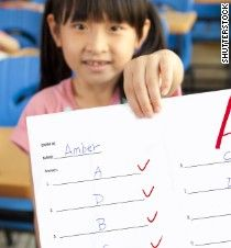 Some schools trade letter grades and traditional report cards for descriptive feedback that shows how well students understand core concepts.