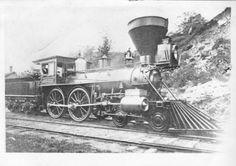 "Troy & Boston Railroad Steam Locomotive #11 ""General Wool"""