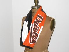 Baltimore Orioles T Shirt Scarf / Infinity / Circle / by ohzie