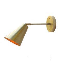 Affordable Brass Sconces