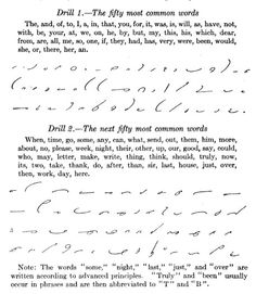 What Are the Basics of Shorthand?