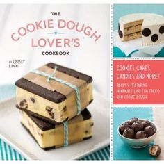 Cookie Dough Lover's Cookbook by  Lindsay Landis