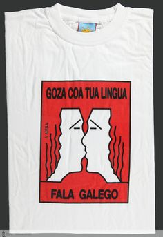 [A Mesa pola Normalización Lingüística, 1997] Mens Tops, T Shirt, Women, Fashion, Nail, Supreme T Shirt, Moda, Tee, Women's