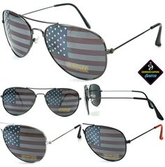 a56cca0be9f American Flag Sunglasses buy 2 get 1 FREE!