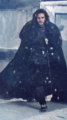 Game of thrones and jon snow image Game Of Thrones Saison, Arte Game Of Thrones, Game Of Thrones Poster, Game Of Thrones Quotes, John Snow, Got Jon Snow, Kit Harington, Jerome Flynn, Isaac Hempstead Wright
