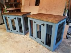 Custom Made M-Xl Single Den Dog Kennel (#1 Easy To Clean) http://www.relaxingdoggy.com/product-category/dog-houses-crates-kennels/ #easywoodworkingprojectskennel