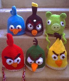 Gorros crochet Keka❤❤❤
