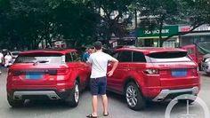 레인지로버 이보크, 중국산 짝퉁과 진짜의 충돌 | 뉴스/커뮤니티 : 다나와 자동차