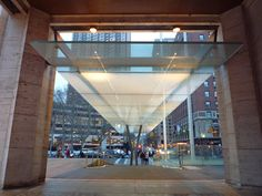 renzo piano building canopy - Google Search