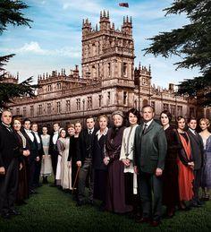 Downton Abbey Season 4 Fashion