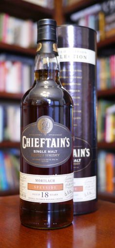 Chieftains Mortlach 19 PX Finish