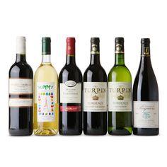 All About「フレンチ」ガイド厳選ワイン6本セット(赤4・白2) 10500yen 【当店限定】その道のプロが選んだ珠玉のワイン6本セット